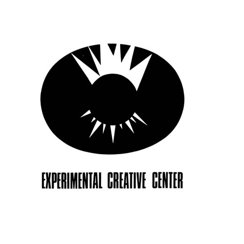 Logo dla Experimental Creative Center, 1985